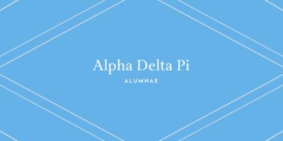 Alpha Delta Pi alumnae